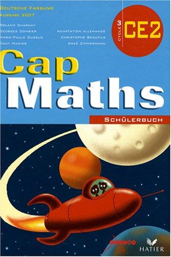 Cap Maths CE2 : Deutsche fassung