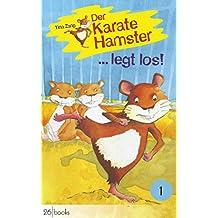 Der Karatehamster legt los