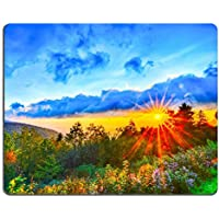 Mousepads Blue Ridge Parkway fine estate Appalachian Mountains Sunset western NC Scenic paesaggio Vacation Image ID 32102025 by Liili Customized Mousepads Stain Resistance Collector kit Kitchen Table top Desk drink Customized Stain Resistance Collector kit Kitchen Table top Desk