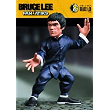 Round 5 Bruce Lee Fanatiks Wave 4 Kung Fu Pose Action Figure