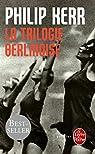 La trilogie berlinoise : L'été de cristal ; La pâle figure ; Un requiem allemand par Kerr