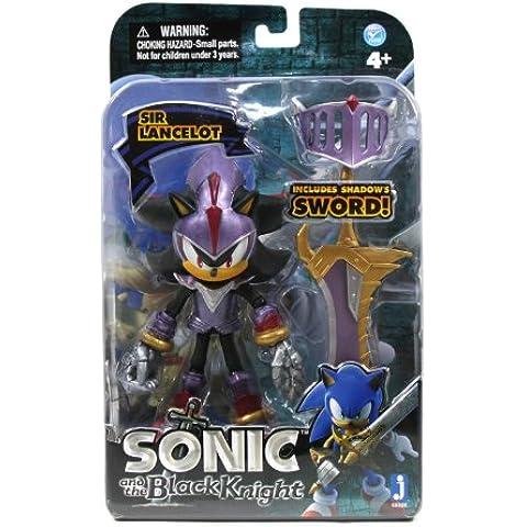 Sonic the Hedgehog 5 pulgadas Sir Lancelot Shadow figura de acción