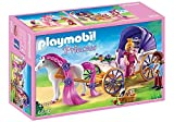Playmobil - 6856 - Jeu - Calèche Royale+ Cheval à ...