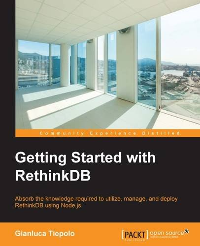 Getting Started with RethinkDB
