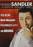 The Adam Sandler 4-Movie Collection - Click/Big Daddy/50 First Dates/Mr. Deeds by Adam Sandler