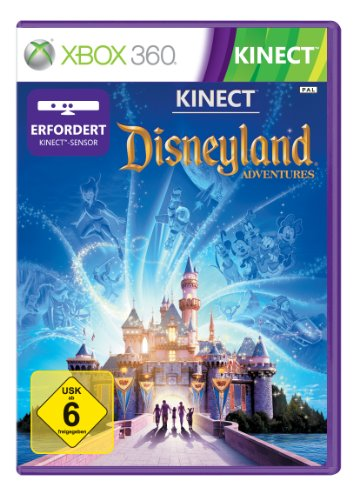 Kinect: Disneyland Adventures (Kinect erforderlich) Xbox 360 Spiele Für Kinder