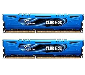 G. Skill Module de mémoire 8Go PC3–12800DDR31600MHz (DDR3, DIMM 240broches, 2x 4Go, PC3–12800, DIMM, double)