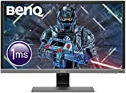BenQ EL2870U 28 inch 4K HDR Gaming Monitor, 1ms Response Time, UHD, TN, Free-Sync, Eye-Care, Anti-glare, Brigh