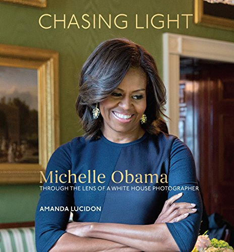 Chasing Light: Michelle Obama Through the Lens of a White House Photographer - Barack Obama Light