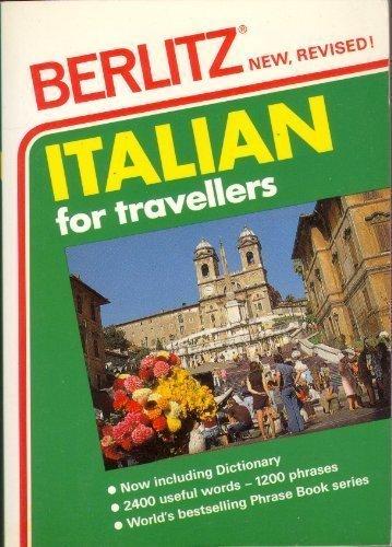 Italian Phrase Book Pdf