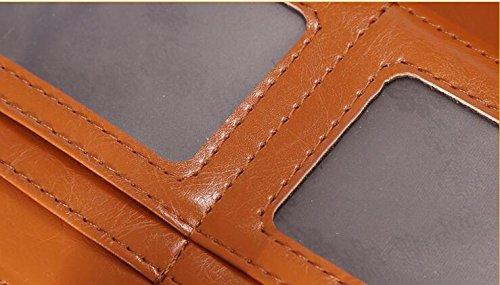 buy popular 19cdc 4c00e Test Newland Geldbörsen Vintage Haspmappe Design Damen Geldbörse ...