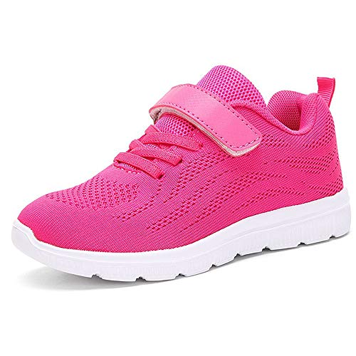Bambina Scarpe da Ginnastica Casual Ragazzo Ragazza Scarpe da Corsa Leggera Tennis Running Sportive Sneaker