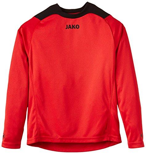 JAKO, Maglia da portiere Bambino Copa Rosso  (Rot/Schwarz)