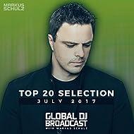 Global DJ Broadcast - Top 20 July 2017