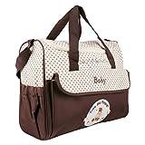 Belle Maison Baby Diaper Bag, Easy To Ca...