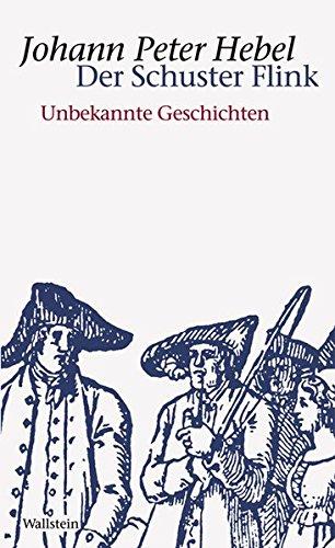 Der Schuster Flink: Unbekannte Geschichten