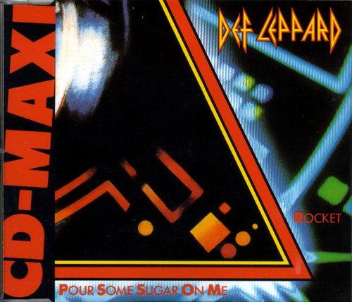 Pour some sugar on me (1987/88, incl. Lunar Mix of 'Rocket') - Rocket Mix