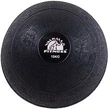 Valkyrie Range - Slam Ball: palla per esercizi fitness training, palla da allenamento antirimbalzo - palla per arti marziali miste, 10KG