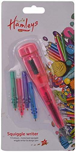 Squiggle Wiggle Writer Multicolor