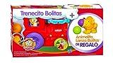 Playskool - Pack trenecito y animalitos lanzabolas (Hasbro A5885500)