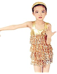 MiDee - Vestido - trapecio - para niña