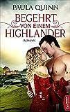 Begehrt von einem Highlander (Children of the Mist - Die MacGregors 1)