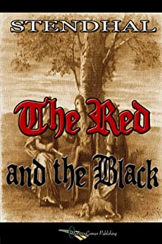 The Red and the Black by [Stendhal]