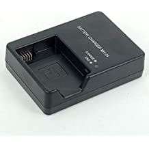 Cargador de Baterías para Cámaras Digitales Battery Charger for NIkon Digital Cameras Coolpix D5200 D5300 D3100 D3200 D3300 / Reemplazo para Nikon Charger MH-24 MH24 Pour Nikon EN-EL14 EL14a Battery