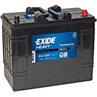 W655SE Exide Heavy Duty Commercial Professional Battery 12V 125Ah EG1250 - ukpricecomparsion.eu