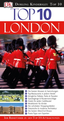 Reiseführer: Top 10 London
