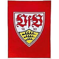 VfB Stuttgart Fleecedecke Wappen 150x200cm