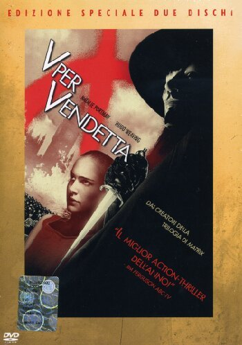 V Per Vendetta (Special Edition) (2 Dvd)
