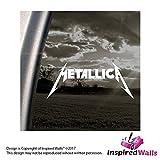 Metallica Rock Band Abziehbild Auto Truck Fenster Aufkleber by Inspired Walls®