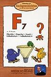 Bibliothek der Sachgeschichten - (F7) Fussballschuh, Filtertüte, Frosch