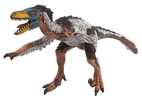 Bullyland 61466 - Dinosauri Velociraptor 24 cm