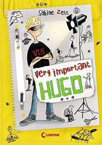 Preisvergleich Produktbild Hugo, Band 4: Very Important Hugo