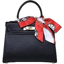 eddfcf95a0a5 MACTON cuir femme épaule de sac à main sac Messenger multi-usages ...