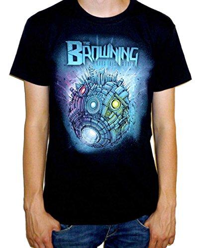 The Browning - Burn This World T-shirt Schwarz