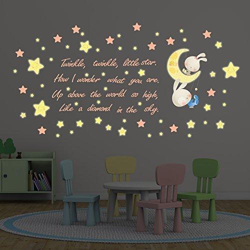 walplus-kids-decoration-sticker-twinkle-twinkle-little-star-with-20-swarovski-crystals