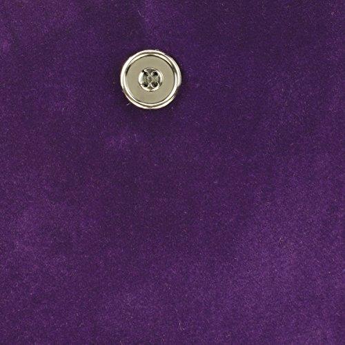 Xposed - Gilet - Homme * Taille Unique Violet