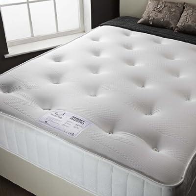 Happy Beds Maestro Memory Foam Spring Mattress Bedroom Furniture Comfort - low-cost UK light shop.