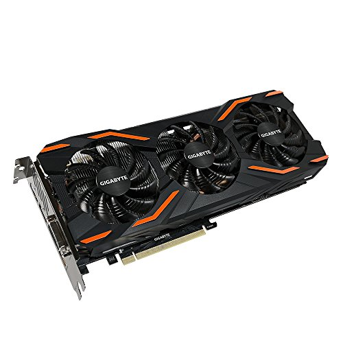 Cheapest Gigabyte Nvidia GTX 1080 GDDR5 8GB OC WF3 PCI-E Reviews