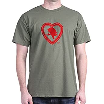 Cafepress family guy stewie cupid 100 cotton t shirt for Family guy t shirts amazon