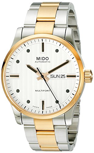 mido-multifort-m0054302203102-watch-for-men-silver-stainless-steel-strap