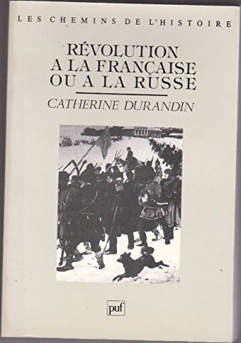 Révolution à la française ou à la russe : Polonais, Roumains et Russes au XIXe siècle