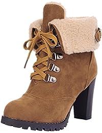 ff041cf696c4 Amazon.fr   OCHENTA - Chaussures femme   Chaussures   Chaussures et Sacs