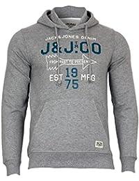 Jack & Jones Jjortok Sweat Hood - Pull à capuche - Homme