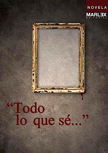 TODO LO QUE SE... por Carles Edo