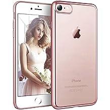 coque iphone 7 rose pale