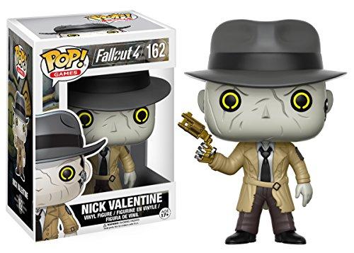 Funko Pop Nick Valentine (Fallout 4 – 162) Funko Pop Fallout